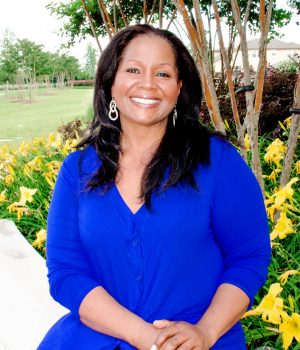 F3 Founder, Cherita Andrews